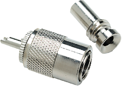 VHF ANTENNA CONNECTORS (#50-19811) - Click Here to See Product Details