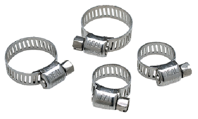 HOSE CLAMP (#50-23501) - Click Here to See Product Details