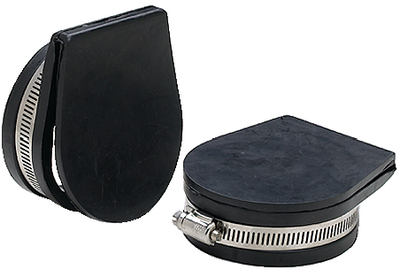 EXHAUST GUARD COVER (#50-28361) - Click Here to See Product Details