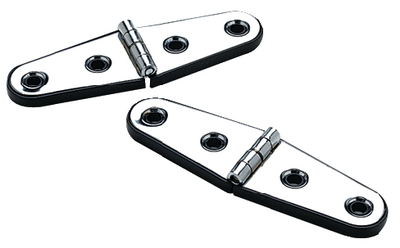 STRAP HINGES WITH BASE (#50-33851) - Click Here to See Product Details