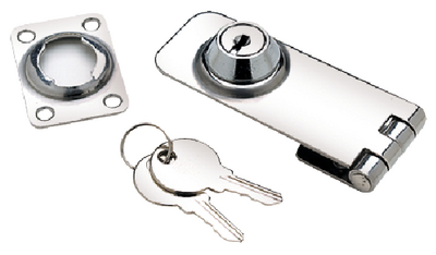 LOCKABLE HASP (#50-37031) - Click Here to See Product Details