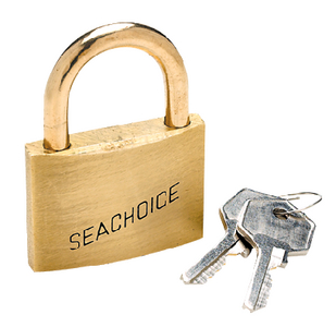 PADLOCK (#50-37231) - Click Here to See Product Details