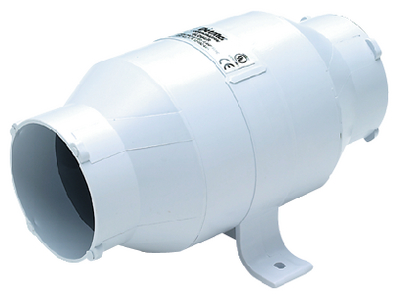 IN-LINE BILGE BLOWER (#50-41851) - Click Here to See Product Details