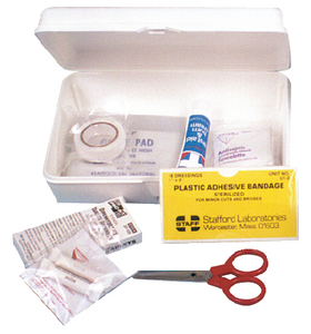 BASIC FIRST AID KIT (#50-42021) - Click Here to See Product Details