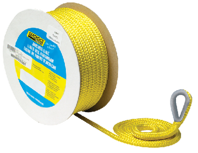 DOUBLE BRAID NYLON ANCHOR LINE (#50-42221) - Click Here to See Product Details