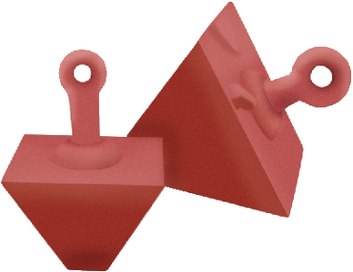 PYRAMID ANCHORS  (#50-43880) - Click Here to See Product Details