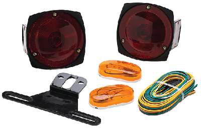 SUBMERSIBLE TRAILER LIGHT KIT (#50-51421) - Click Here to See Product Details