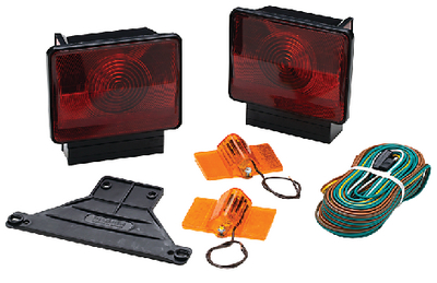DELUXE SUBMERSIBLE TRAILER LIGHT KIT (#50-51451) - Click Here to See Product Details