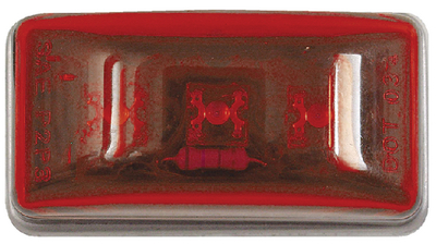 SUBMERSIBLE LED MINI SEALED CLEARANCE / MARKER LIGHT (#50-52691) - Click Here to See Product Details