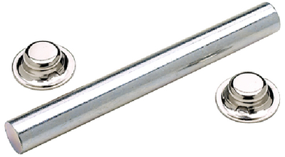 ROLLER SHAFT AND PAL NUTS (#50-55861) - Click Here to See Product Details