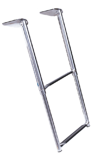 UNIVERSAL SWIM PLATFORMS WITH TOP MOUNT LADDER (#50-71321) - Click Here to See Product Details
