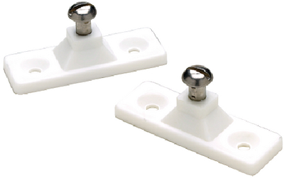 SIDE MOUNT DECK HINGE (#50-76201) - Click Here to See Product Details