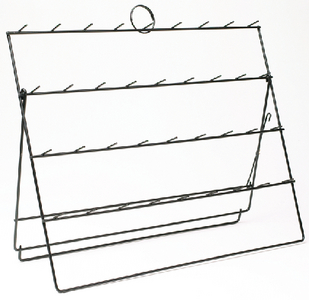 LETTER AND NUMBER RACK-ONLY - Click Here to See Product Details