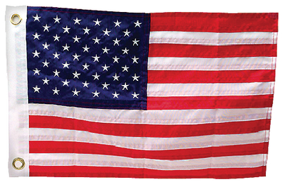 DELUXE SEWN AMERICAN FLAG (#50-78211) - Click Here to See Product Details
