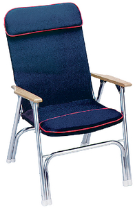 CANVAS FOLDING CHAIR (#50-78511) - Click Here to See Product Details