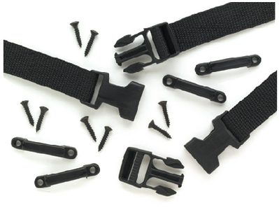 FUEL TANK HOLD DOWN KIT (#50-78991) - Click Here to See Product Details