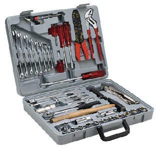 76 PIECE DELUXE TOOL KIT (#50-79861) - Click Here to See Product Details