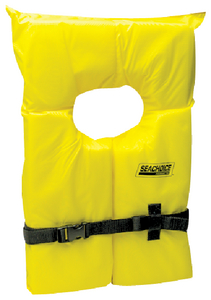 ADULT UNIVERSAL LIFE VEST (#50-86080) - Click Here to See Product Details