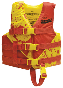 DELUXE CHILD / YOUTH VEST (#50-86130) - Click Here to See Product Details