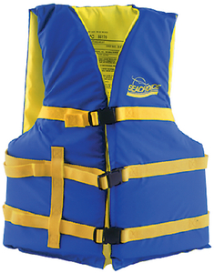 BOAT VEST (#50-86240) - Click Here to See Product Details