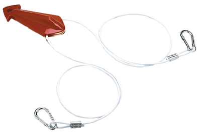 TOW HARNESS W/WIRE CABLE (#50-86711) - Click Here to See Product Details
