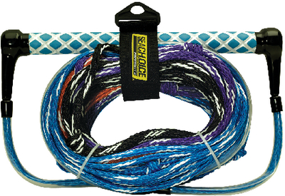 4-SECTION WATER SKI ROPE (#50-86811) - Click Here to See Product Details