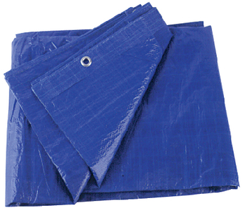 BLUE POLY TARP (#136-97241B) - Click Here to See Product Details