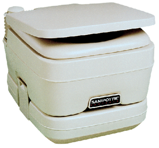 DOMETIC PORTABLE TOILET 960 SERIES  (#51-301096206) - Click Here to See Product Details