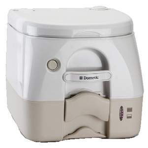 DOMETIC PORTABLE MSD TOILET (#51-301197502) - Click Here to See Product Details