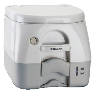 DOMETIC PORTABLE MSD TOILET (#51-301197506) - Click Here to See Product Details