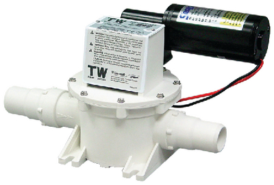 WASTE DISCHARGE PUMP (#51-317302400) - Click Here to See Product Details