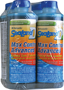 MAX CONTROL ADVANCE HOLDING TANK DEODORANT (#51-379700029) - Click Here to See Product Details
