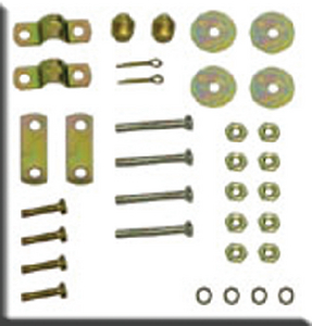CH4400 CABLE HARDWARE KIT (#1-CA68065P) - Click Here to See Product Details