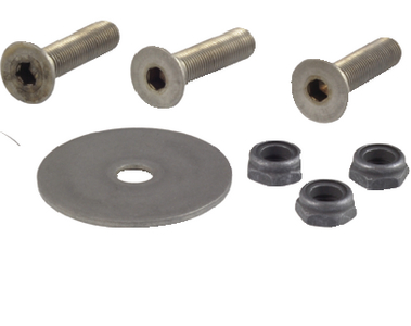 SEASTAR HYDRAULIC HARDWARE KITS  (#1-HP6007) - Click Here to See Product Details