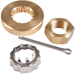 PROP NUT KIT (#47-3715) - Click Here to See Product Details