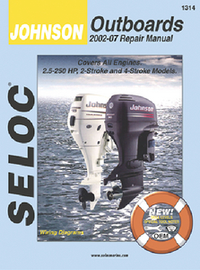 SELOC MARINE TUNE-UP MANUALS (#230-1308) - Click Here to See Product Details