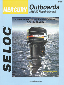 SELOC MARINE TUNE-UP MANUALS (#230-1422) - Click Here to See Product Details