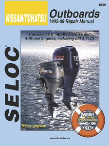 SELOC MARINE TUNE-UP MANUALS (#230-1500) - Click Here to See Product Details