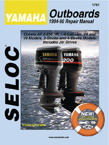 SELOC MARINE TUNE-UP MANUALS (#230-1703) - Click Here to See Product Details