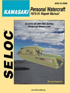 SELOC MARINE TUNE-UP MANUALS (#230-9606) - Click Here to See Product Details