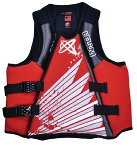A.M.P. NEOPRENE VEST (#890-2000007128) - Click Here to See Product Details