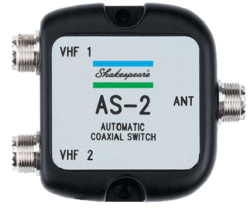 AUTOMATIC COAXIAL SWITCH (#167-AS2) - Click Here to See Product Details