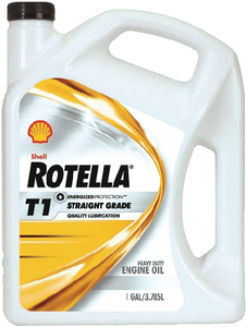 SHELL ROTELLA<sup>&reg;</sup> T1 DIESEL ENGINE OIL (#258-550019891) - Click Here to See Product Details
