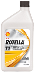SHELL ROTELLA<sup>&reg;</sup> T1 DIESEL ENGINE OIL (#258-550019904) - Click Here to See Product Details