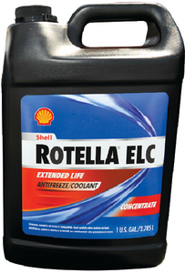 SHELL ROTELLA<sup>&reg;</sup> ELC EXTENDED LIFE COOLANT / ANTIFREEZE (#258-9404106021) - Click Here to See Product Details