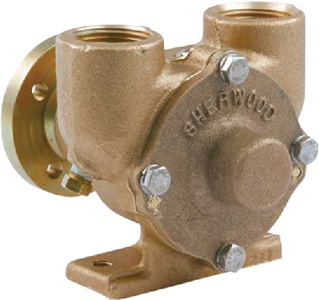 E35 ENGINE COOLING PUMP (#762-E35) - Click Here to See Product Details