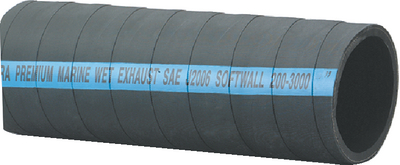 EXHAUST/WATER HOSE W/O WIRE - SERIES 200 (#88-2004124) - Click Here to See Product Details