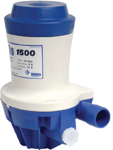 HIGH FLOW DUAL PORT LIVEWELL PUMP  (#275-35801110) - Click Here to See Product Details