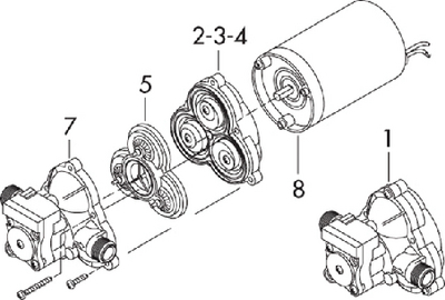 2088/2093 SERIES REPAIR PARTS (#275-9423804) - Click Here to See Product Details