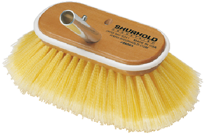 DECK BRUSHES (#658-960) - Click Here to See Product Details